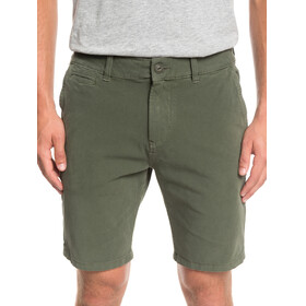 Quiksilver Krandy Stretch - Shorts Homme - olive